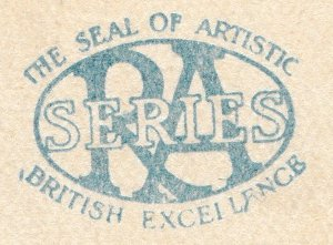 The Seal of Artistic British Excellence