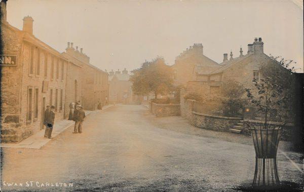 Carleton West Road, Facing Swan Street (Original)