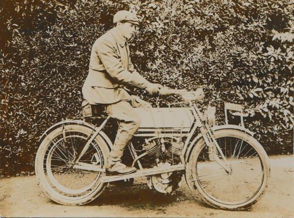 Carleton's First Motorbikes
