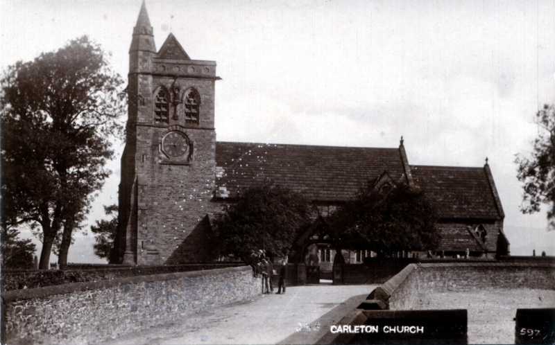 St Mary's Church, Carleton In Craven