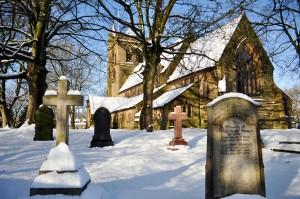 St Mary's Church, Carleton © Malcolm Stoney